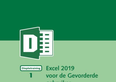 Handshakers Excel2019 D1 traningsboek