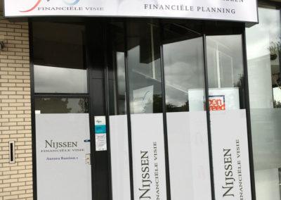 Nijssen Finaciele Visie ramen